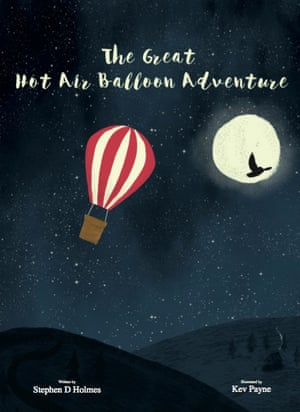 The Great Hot Air Balloon Adventure'