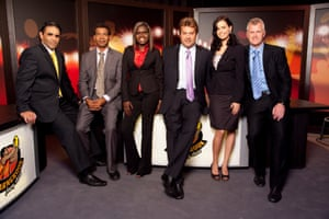 The Marngrook Footy Show's line-up for the 2009 AFL season