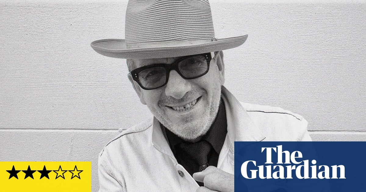Elvis Costello: Hey Clockface review – worthy of your time