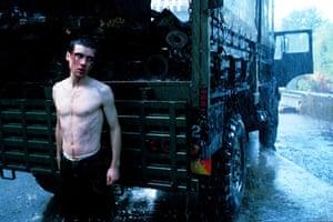 Cillian Murphy in 28 Days Later film