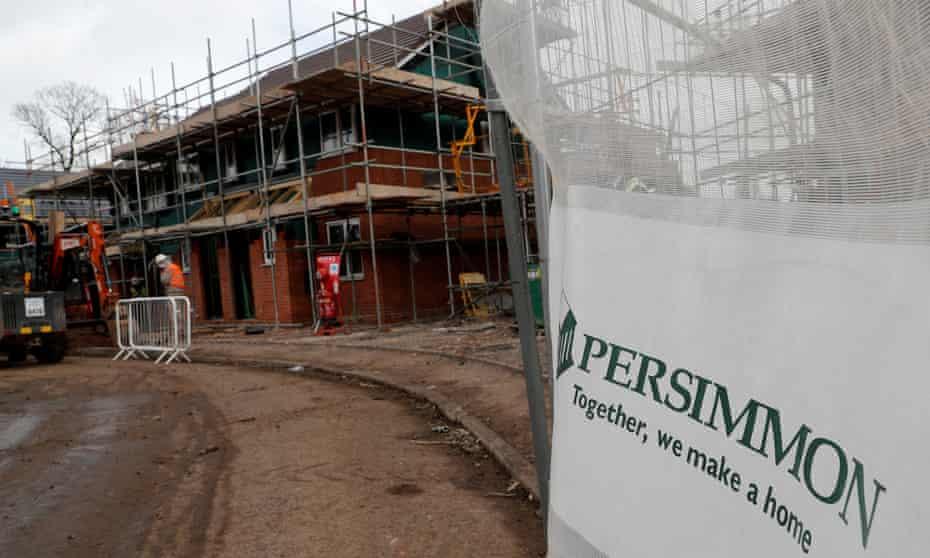 A Persimmon development in Coventry.