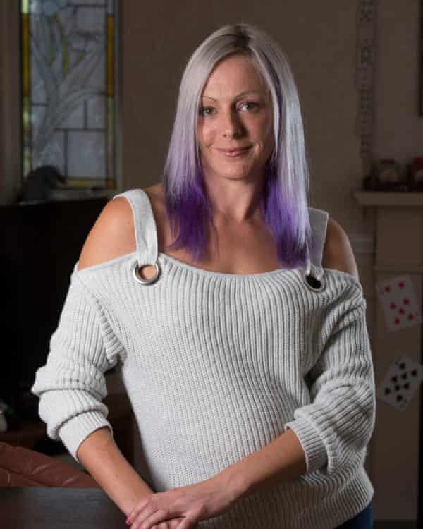 Victoria Jones … 'It has been a revelation to understand it.'