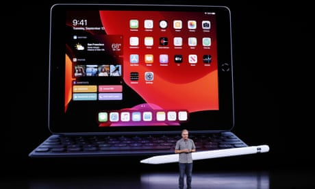 Apple launches new version of cheapest iPad