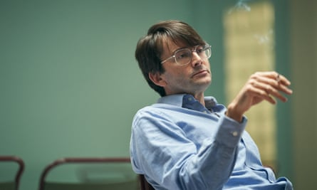 'It avoids being titillating and I think that's incredibly important' … David Tennant in Des.