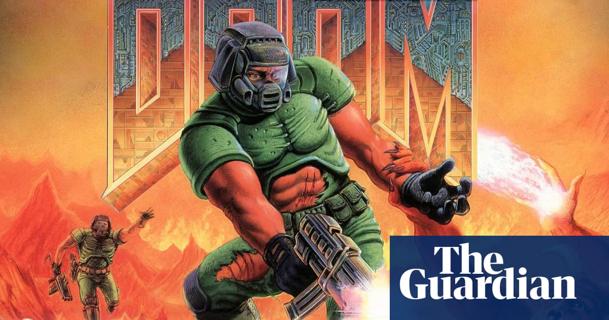 Doom creator John Romero on what's wrong with modern shooter games