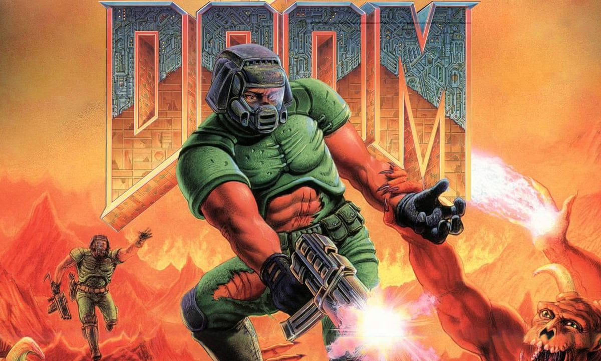 All Time Low Roblox Id Doom Creator John Romero On What S Wrong With Modern Shooter Games Games The Guardian
