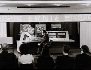 Ernie 2 brought premium bonds into the computer age in 1973