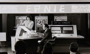 Ernie 2 in 1973.