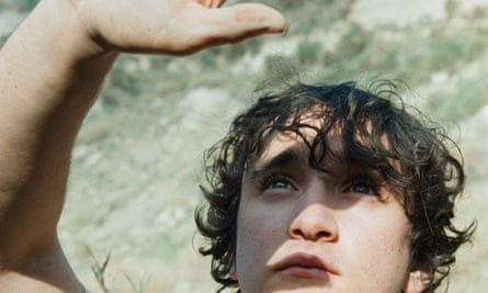Adriano Tardiolo in Happy as Lazzaro, not the film you might expect it to be.