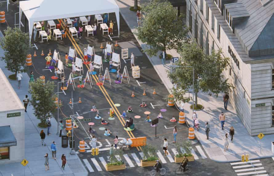 How a school street might work