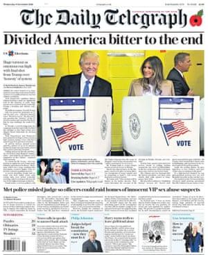 Daily Telegraph, UK