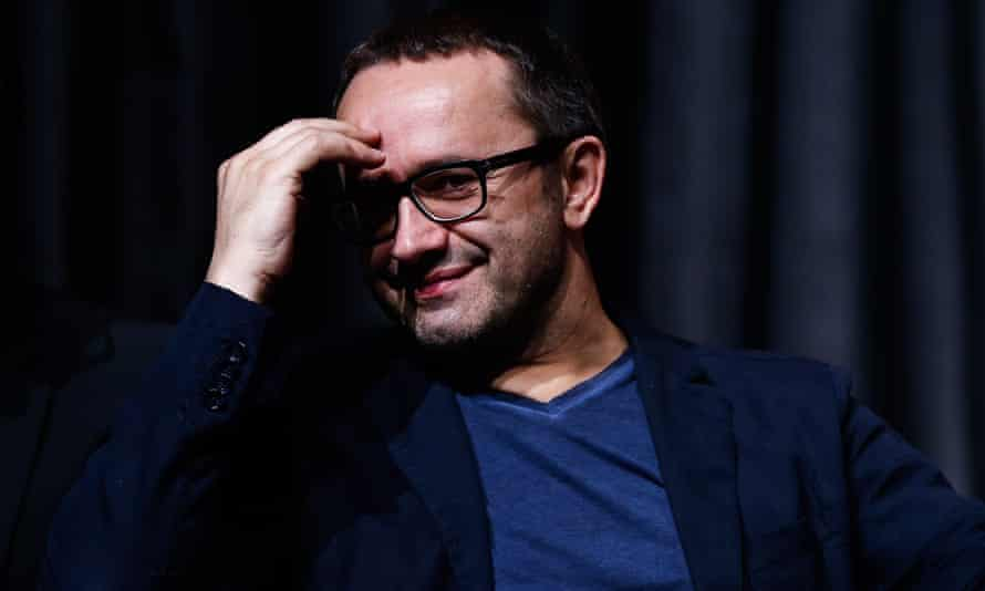 'The people in power look into the mirror and do not like what they see' … Andrey Zvyagintsev.