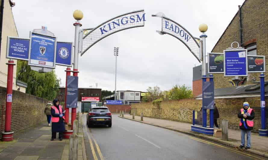 AFC Wimbledon's current stadium is Kingsmeadow, in Kingston, south-west London.