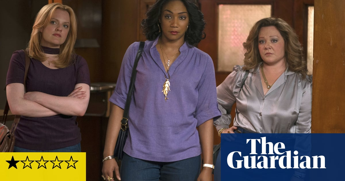 The Kitchen review – star cast cant save undercooked DC Comics disaster