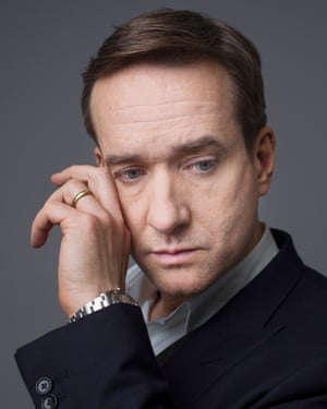 Actor Matthew Macfadyen photographed for the cover of the New Review