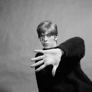 David Bowie unseenDavid Bowie