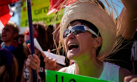 Thousands marched in Puerto Rico to demand the resignation of Rossello.