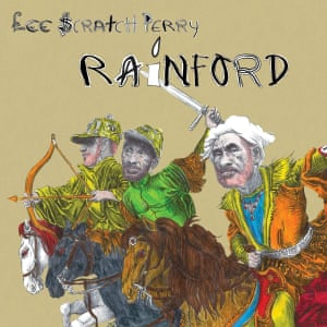 Lee Scratch Perry: Rainford album artwork