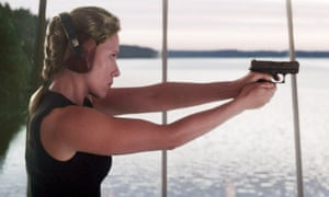 Johansson as Natasha Romanoff in Avengers: Endgame.