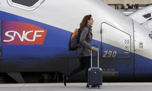 Saint Charles station in Marseille