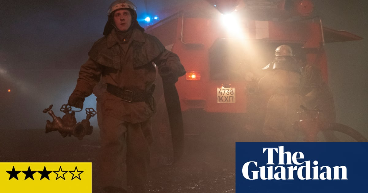 Chernobyl review – chaos reigns in confusing nuclear disaster epic
