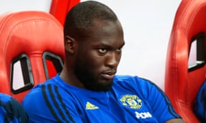 Romelu Lukaku sat out Manchester United's win over Inter and is yet to play in pre-season.