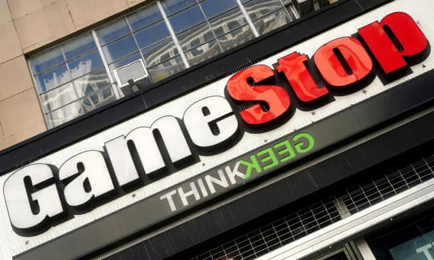 The sharp rise in GameStop shares on Wednesday could be down to a tweet about ice cream, one analyst said.