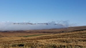 """Misty Leck Fell - now part of the Yorkshire Dales""""Leck Fell early one spring morning before the mist burned off."""""""