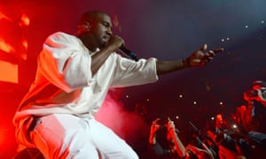 Kanye West blends electronic, hip-hop and choral sounds on his new record.