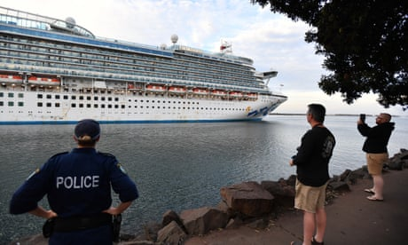 Ruby Princess protocol 'should have been scrapped' before ship docked, inquiry hears – as it happened