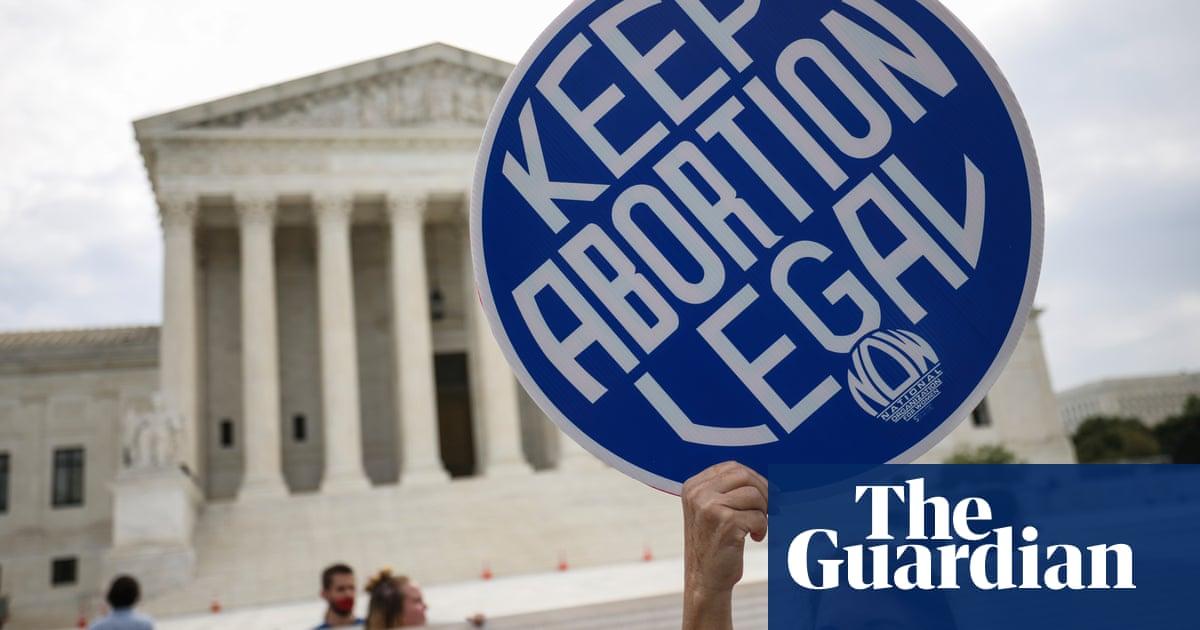 Biden urges supreme court to block Texas' near-total abortion ban