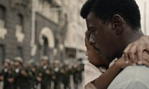 Seu Jorge stars in Wagner Moura's Marighella:  a 'timely call to arms'.