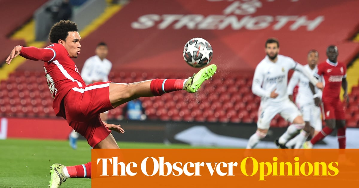 The great Alexander-Arnold debate: a pressing question for Gareth Southgate   Jonathan Wilson