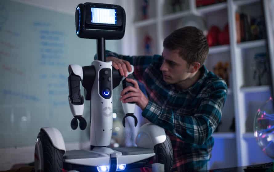 Ninebot Segway robotics platform