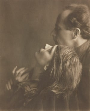 Margrethe Mather and Edward Weston, 1922 by Imogen Cunningham.