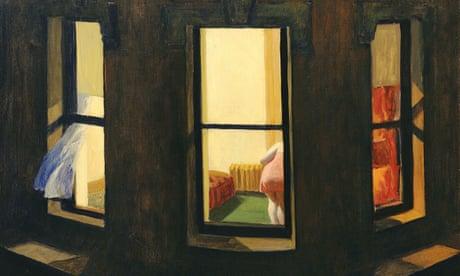 Edward Hopper's Night Windows: evoking voyeurism and intrigue
