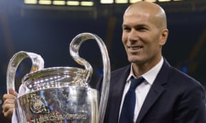 Zinedine Zidane must find a way past PSG if Real Madrid are to challenge for a third straight Champions League title.