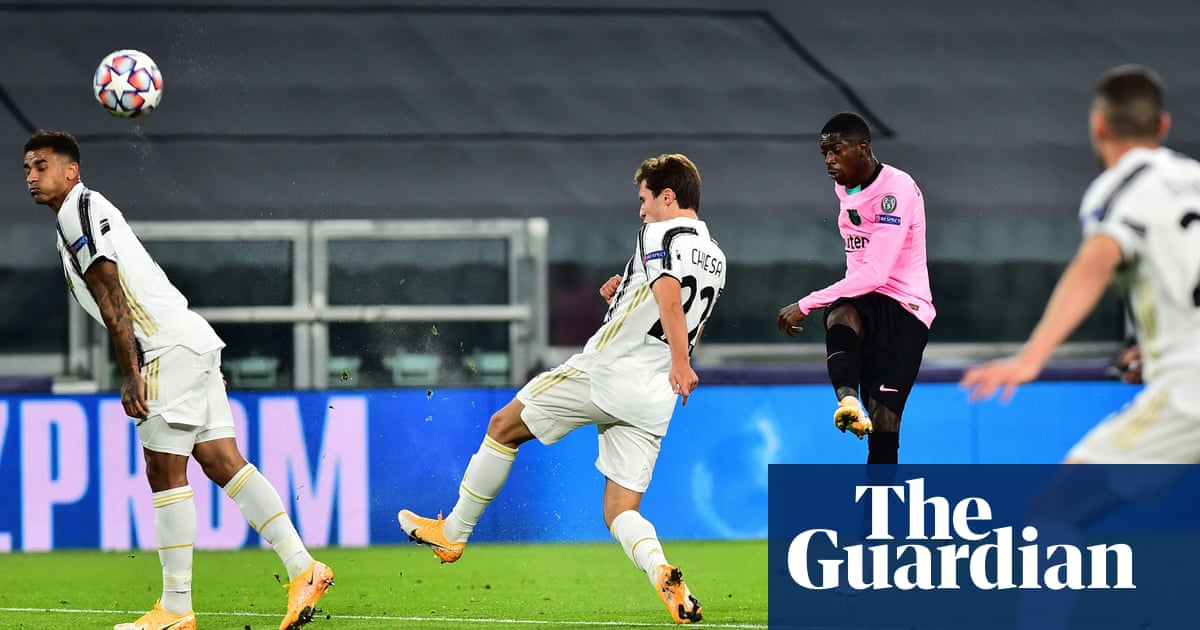 Dembélé and Messi restore order to Barcelonas chaos against Juventus