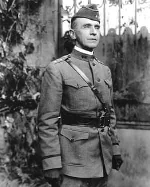 Major General Robert Lee Bullard.