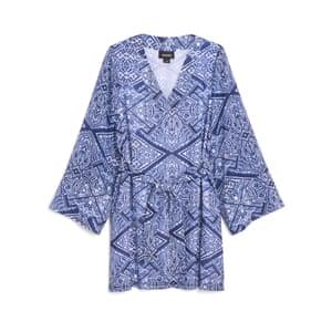 Mini dress, £30, monki.com.