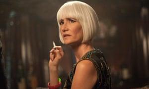 Laura Dern in Twin Peaks: the Return.
