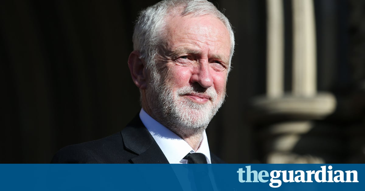General election 2017: 'war on terror has failed', Corbyn to say – politics live