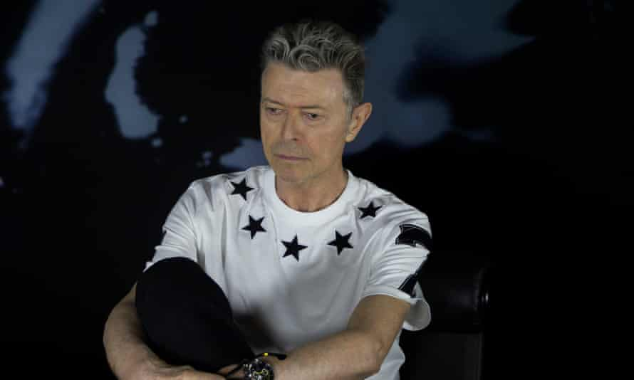 David Bowie … Recognised for his 'parting gift'