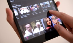 The rules on watching iPlayer on mobile devices are complicated – it depends on whether or not you are plugged in.
