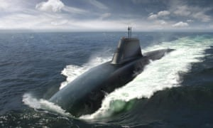 What the successor to the Vanguard submarines might look like