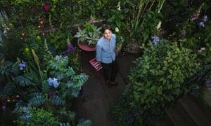Garden designer Alexander Hoyle.