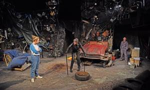 'Bob Bailey's set drew awed expletives.'