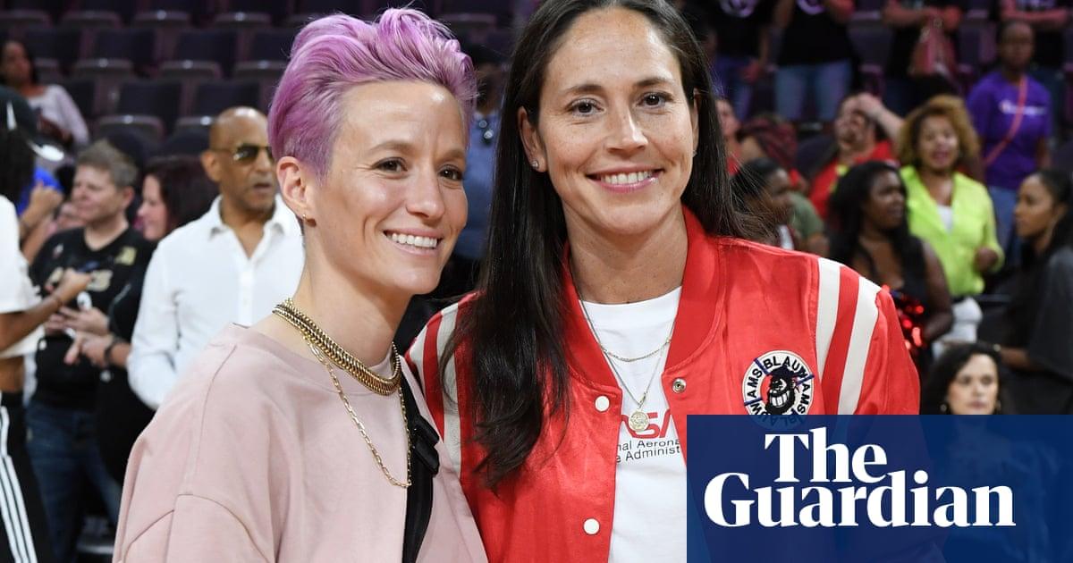 Americas superteam: Megan Rapinoe and WNBA star Sue Bird announce engagement