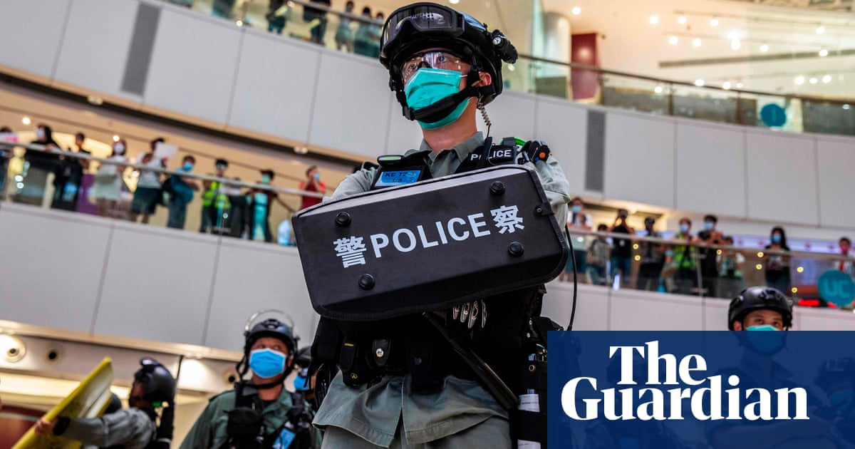 Hong Kong police given sweeping powers under new security law