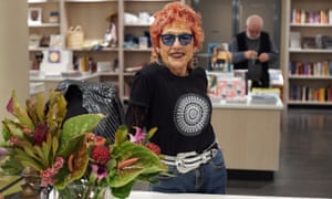 'It was like I had taken the lid off a boiling pot' … Judy Chicago in Rebel Women: The Great Art Fightback